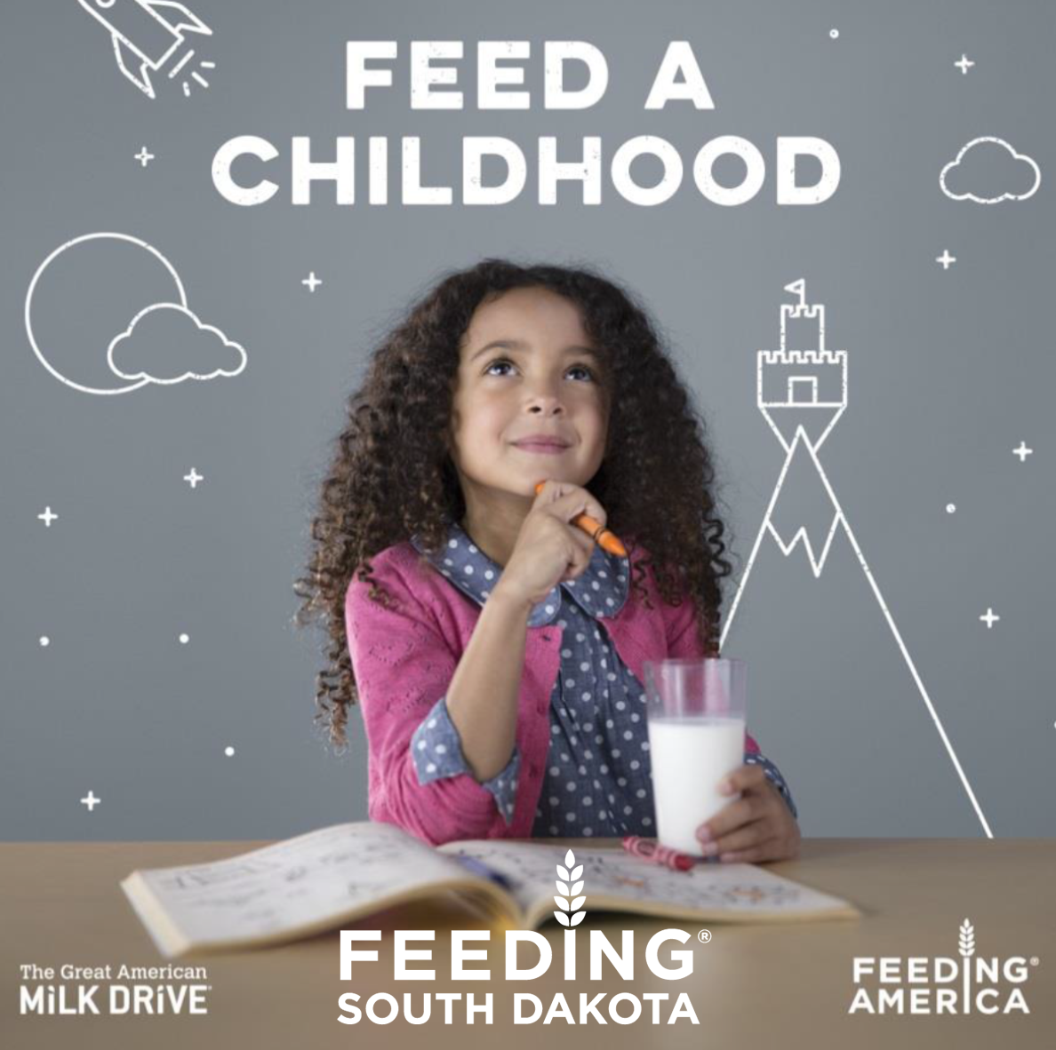 Hy-Vee Joins Feeding America to Support The Great American Milk Drive