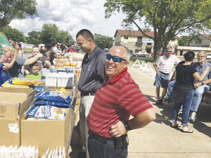 Cookout Helps With Outreach, Food Distribution